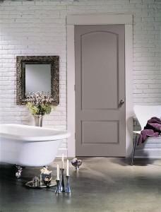 Jeld-Wen Carved Wood Composite Interior Door
