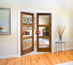 Jeld-Wen Interior Glass French Doors