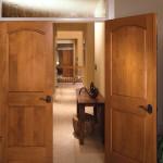 Simpson Interior Wood Door