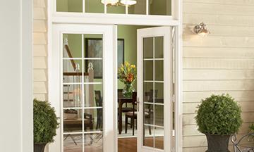 Patio Doors   French Doors   Entry Doors