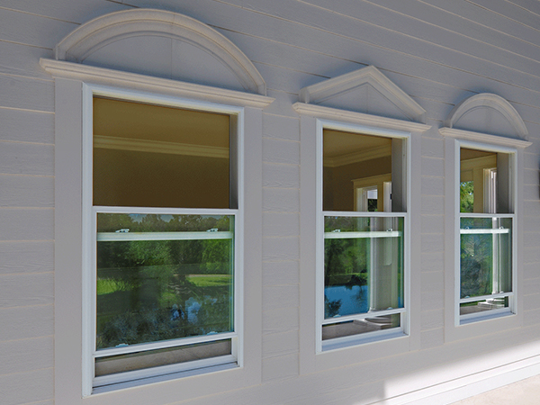 Madeira Double Hung Windows
