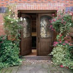 Fiberglass 2 Panel Entry Door