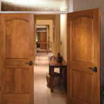 Simpson Interior Wood Door