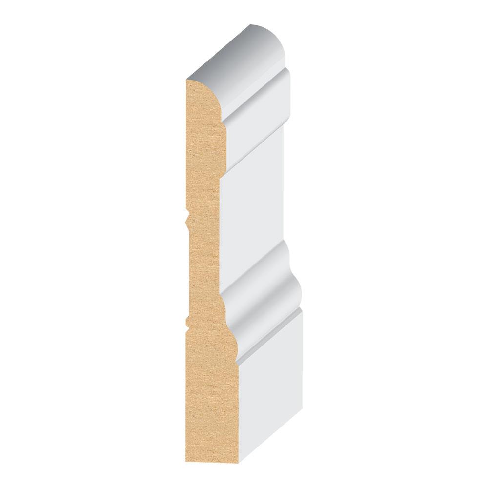 Colonial Baseboard Mouldings 118mul 4s