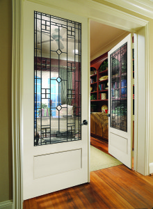 Office French Doors